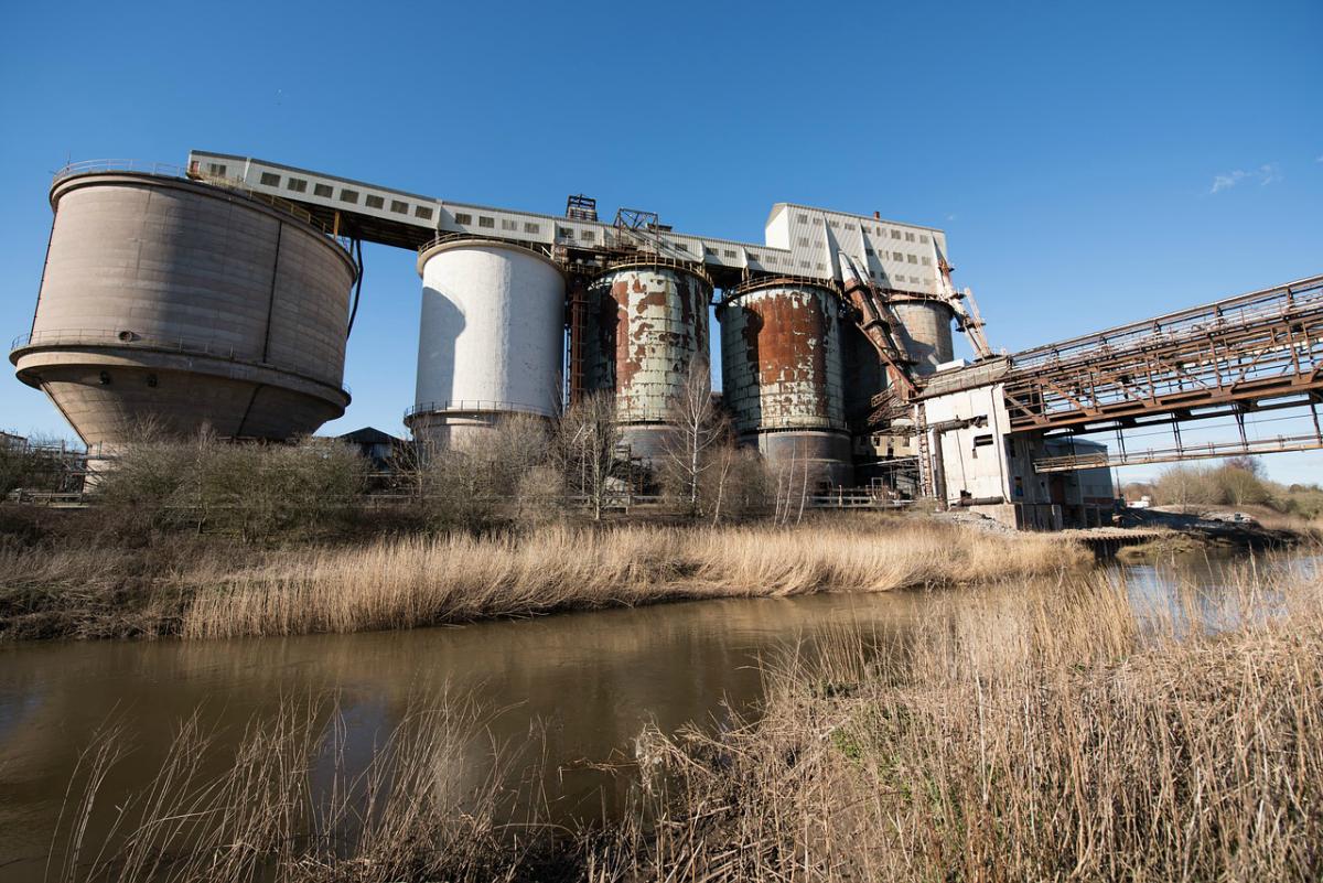 Eau polluée à Flint, USA