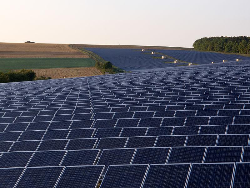 Essor de la production mondiale d'énergie solaire photovoltaïque