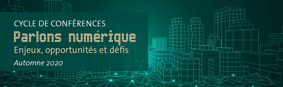 """Conférence publique """"Numérique et Environnement"""""""