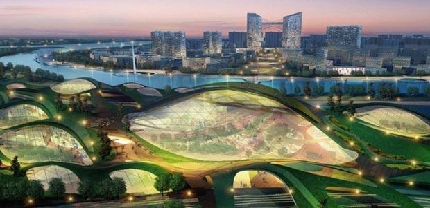 – Eco-cités : 10 projets de villes durables pour le 21e siècle
